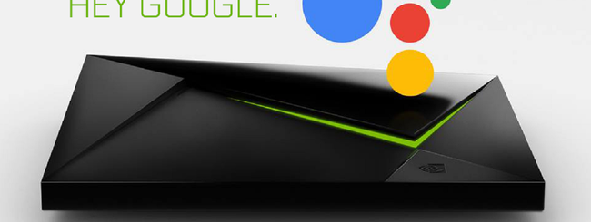 Google Assistant sbarca su Nvidia Shield TV