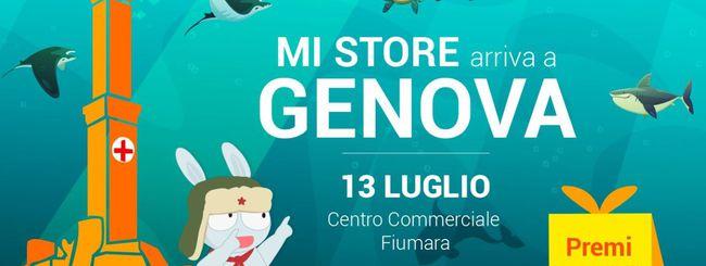 Xiaomi apre un nuovo store a Genova