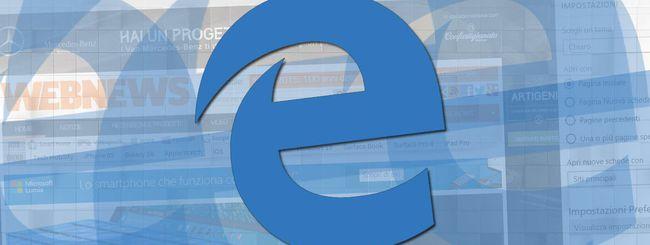 Microsoft lavora ad un browser basato su Chromium
