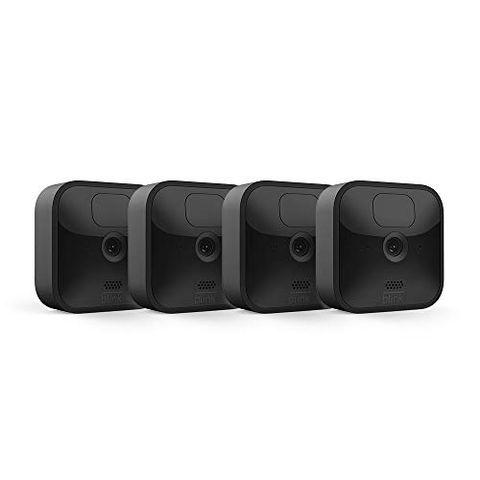 Nuova Blink Outdoor (Sistema a 4 telecamere)