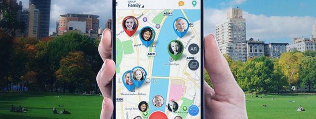 L'app Family Locator a rischio privacy
