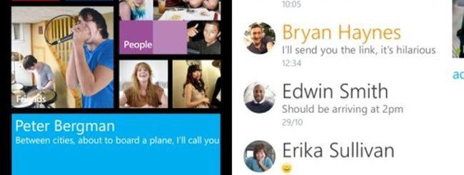 Skype, nuova app per Windows Phone 8