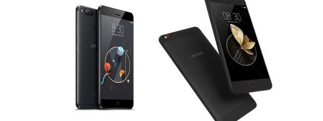 Archos annuncia quattro nuovi smartphone Android