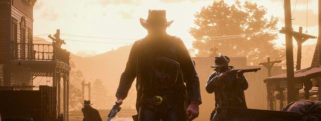 Red Dead Online introdurrà i cacciatori di taglie