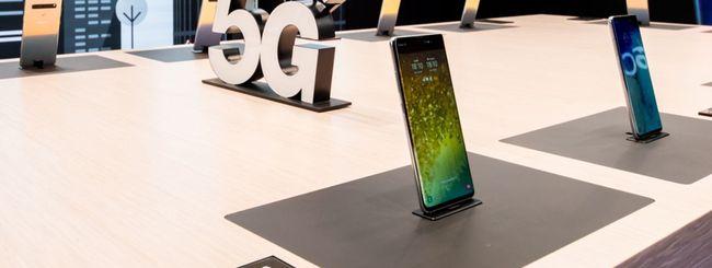 Samsung Galaxy S10 5G in vendita dal 5 aprile