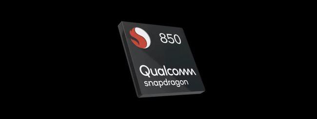 Qualcomm Snapdragon 850, processore per PC Windows