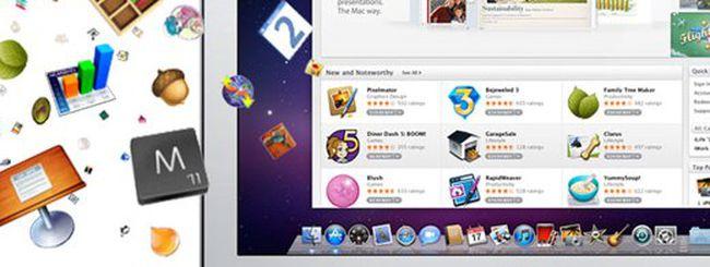 Mac App Store: 1000 app e tante speranze