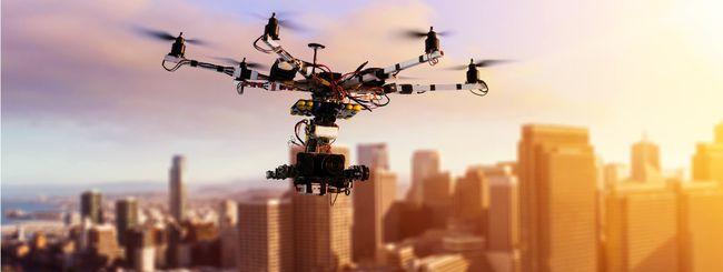 TIM, a Torino la prima rete drone-ready