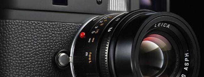 Leica M Monochrom, primi scatti fotografici di prova