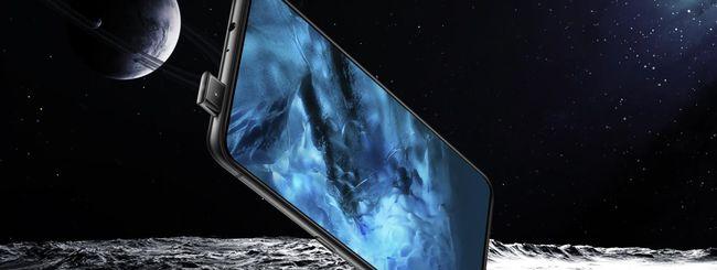 Vivo NEX, primo smartphone full screen