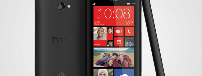 HTC 8X non riceverà Windows 10 Mobile