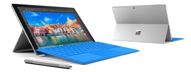 Surface Pro 4 e Book, nuovi firmware: le novità