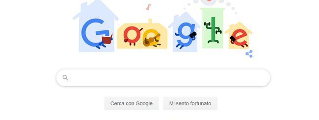 Coronavirus tips: tutte le risposte nel doodle di Google