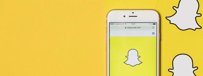 Snapchat, arrivano Storie più lunghe o permanenti?