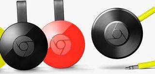 Chromecast (2015) e Chromecast Audio