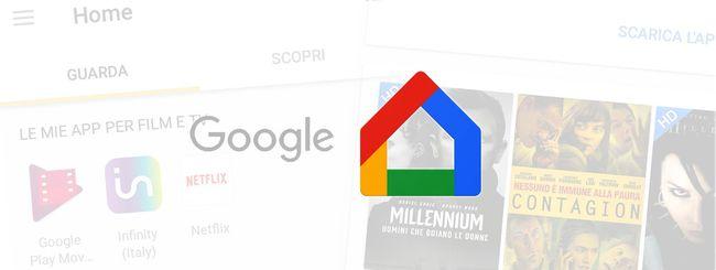 L'applicazione Google Cast diventa Google Home