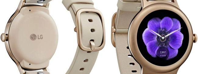 LG Watch Sport e Watch Style, online i manuali