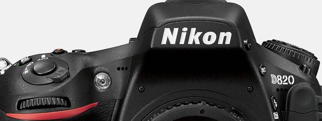 Nikon D820: la presentazione a fine luglio?