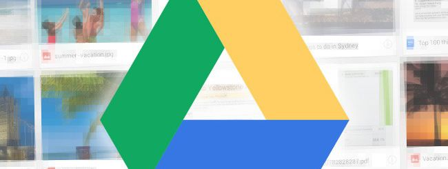 Google Drive, importante update per l'app Android
