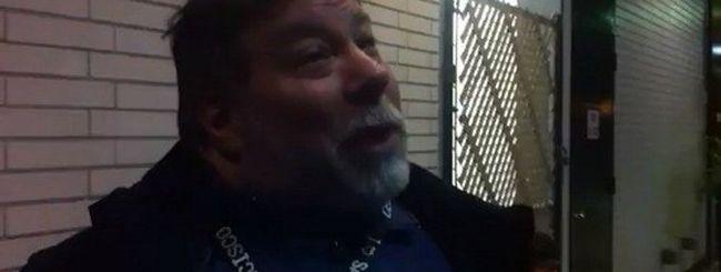 Nuovo iPad: Steve Wozniak in fila in California