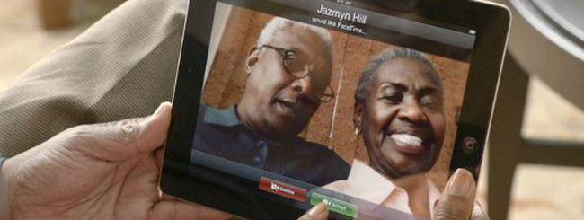 FaceTime fa le bizze sull'iPad 2