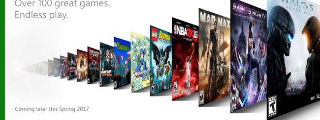 Microsoft Xbox Game Pass, il Netflix dei giochi