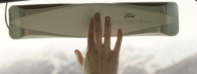 Il progetto Feel the View di Ford, nato in Italia