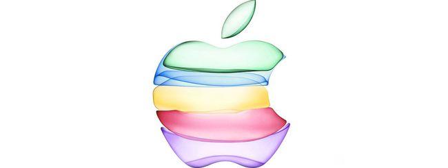 Apple conferma l'evento del 10 settembre