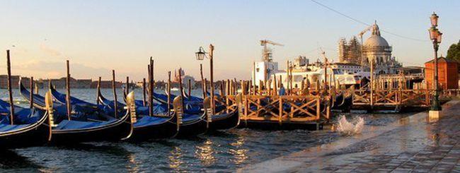Venezia si naviga online