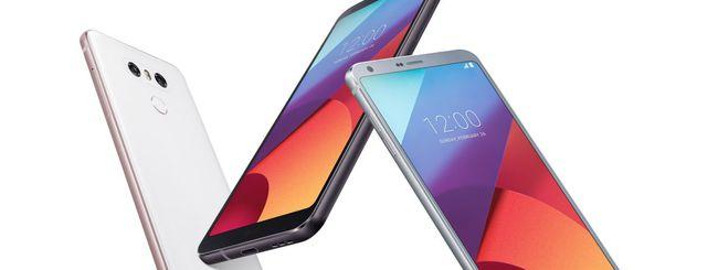 LG G6, 40.000 ordini in quattro giorni