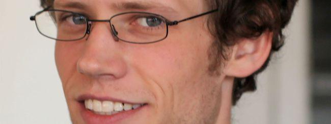 Google assume Chris Poole, il fondatore di 4chan
