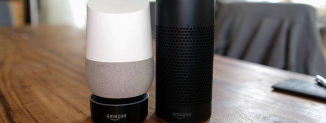 BlueBorne, bug anche in Google Home e Amazon Echo