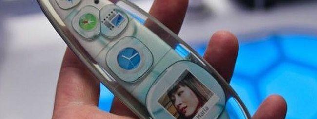 Nokia: controlleremo gli smartphone col pensiero