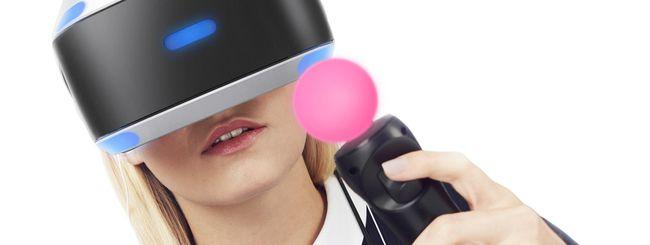 PlayStation VR: un disco demo con otto giochi