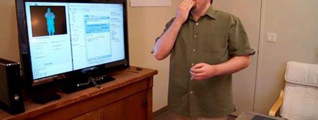 Gmail Motion diventa realtà con Kinect