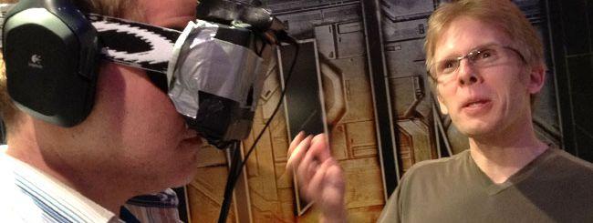 John Carmack nel team Oculus, ma non lascia id