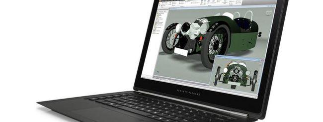 HP Omen Pro, notebook per game maker
