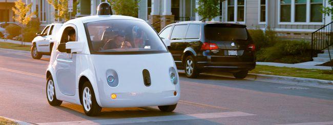 Ricarica wireless per le Google self-driving car?