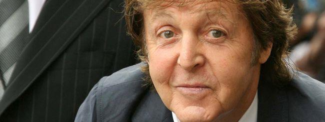 Paul McCartney e le Love Moji di Skype