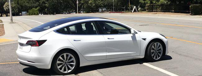 Tesla manca l'obiettivo delle 6 mila Model 3
