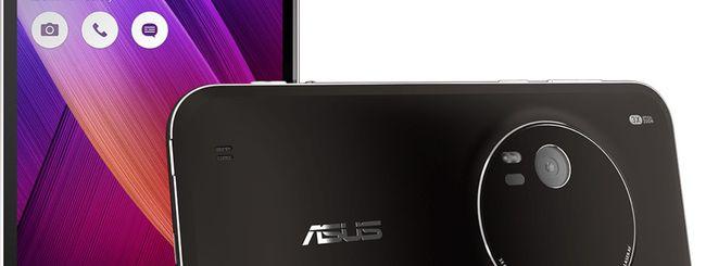 CES 2015: ASUS ZenFone Zoom per foto di qualità