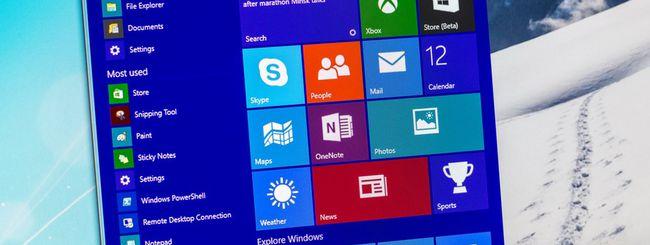 Windows 10 RT potrebbe esistere