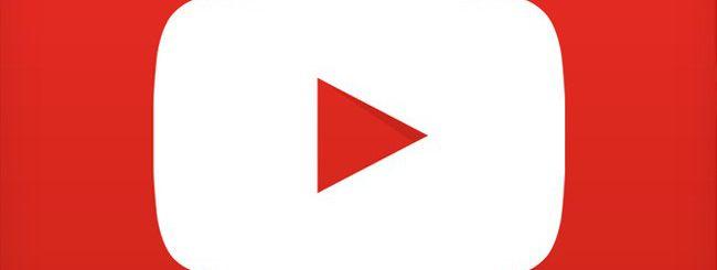 YouTube, ecco il nuovo logo