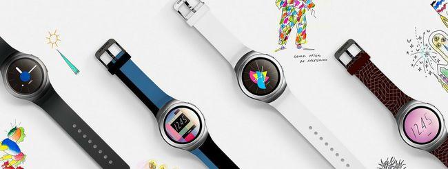 Samsung rilascia il Value Pack per Gear S2