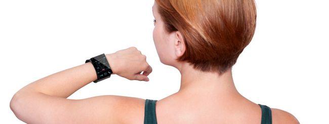 Lo smartwatch Asus si comanderà con voce e gesti