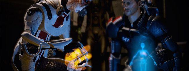 Mass Effect 3: tutti i dettagli sulla demo