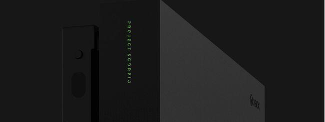 Xbox One X, preordini il 21 settembre?