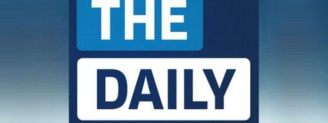 The Daily nasce il 2 febbraio