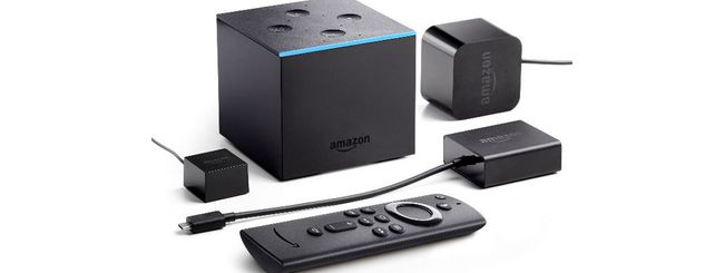 Amazon presenta Fire TV Cube: specifiche e prezzo