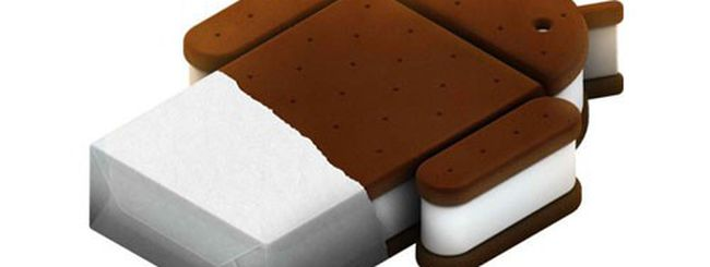 Android Ice Cream Sandwich open source a breve